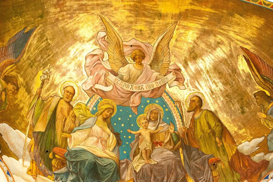 """""""Heilige Anna, bitte für uns!"""""""
