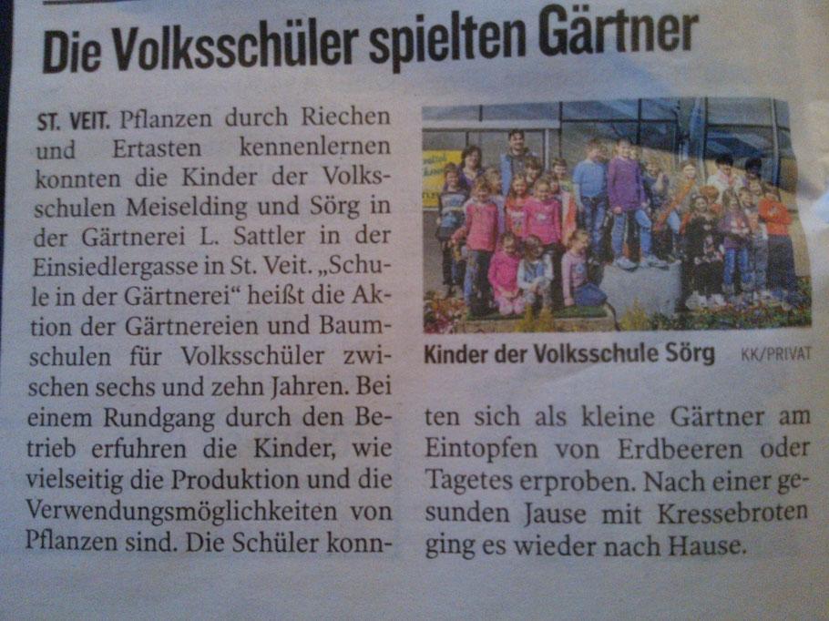 Kleine Zeitung 02.04.15