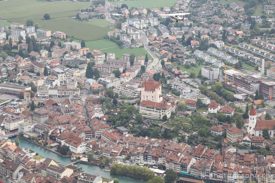 Stadt Thun Dewoitine D.26
