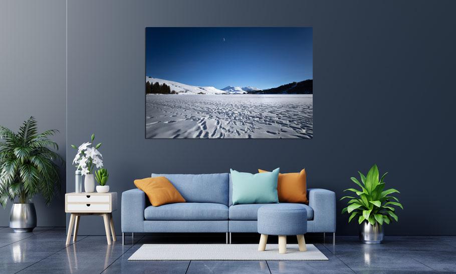 Photographe paysages d'Auvergne