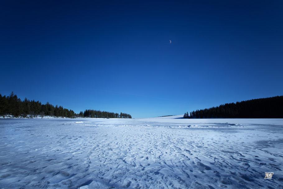 Photographe lac Servières - Auvergne
