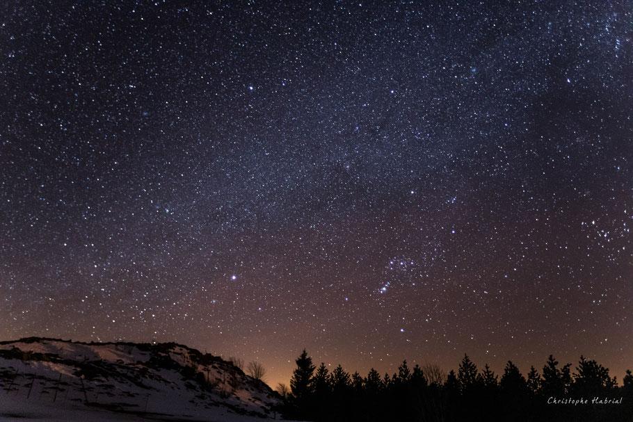 Nuit étoilées