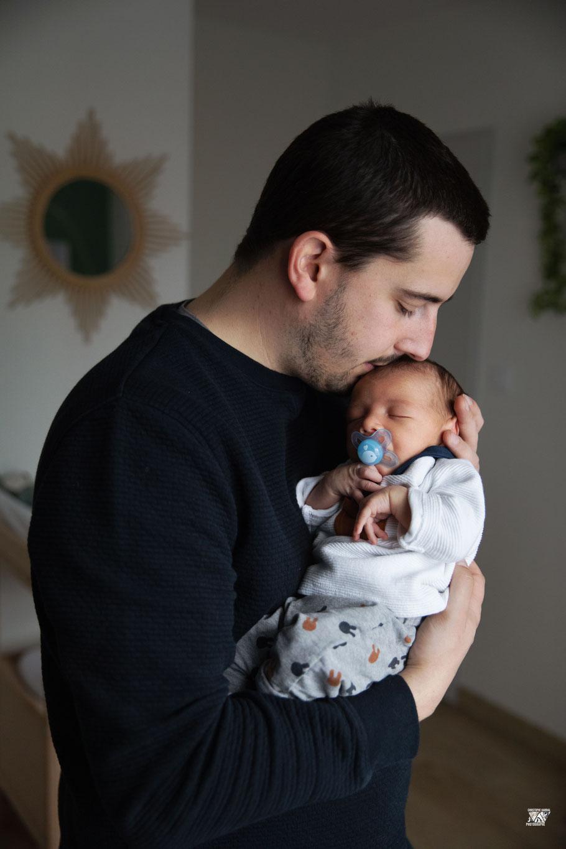 Photographe naissance bébé Clermont-Ferrand