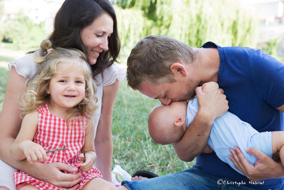 Séance photo famille 63