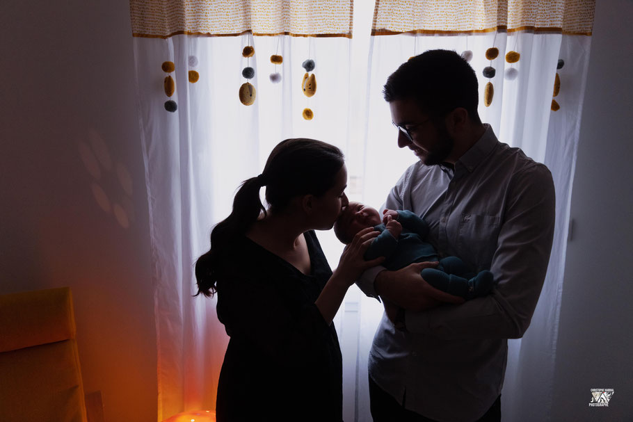 Photographe naissance Clermont-Ferrand