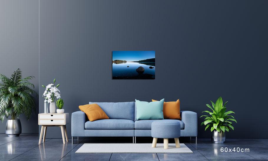 Format 90x60 cm