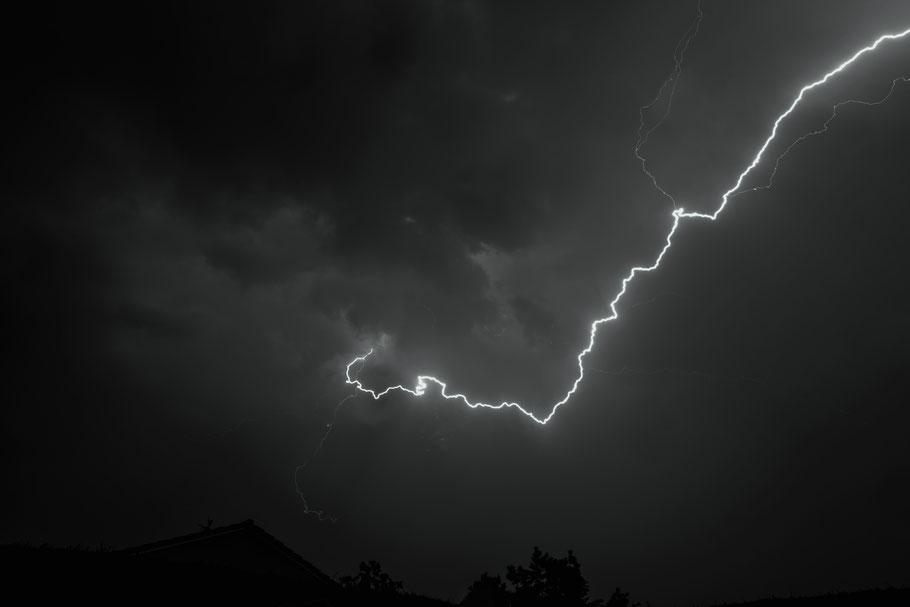 Eclairs d'orage