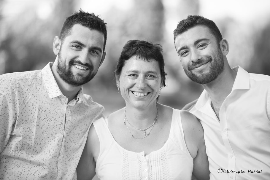 Séance photo famille Clermont Ferrand