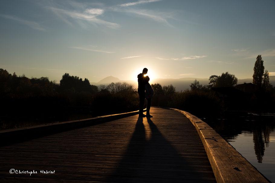 Photographe grossesse Clermont Ferrand