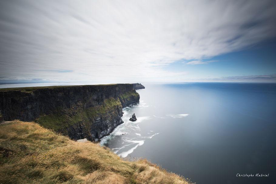 Falaises de Moher Irlande