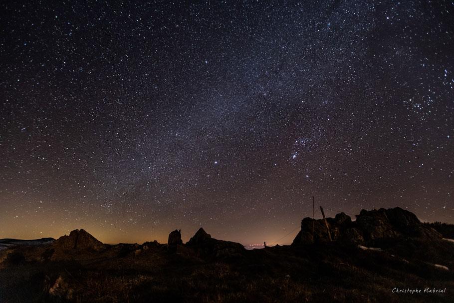 Mézenc étoiles