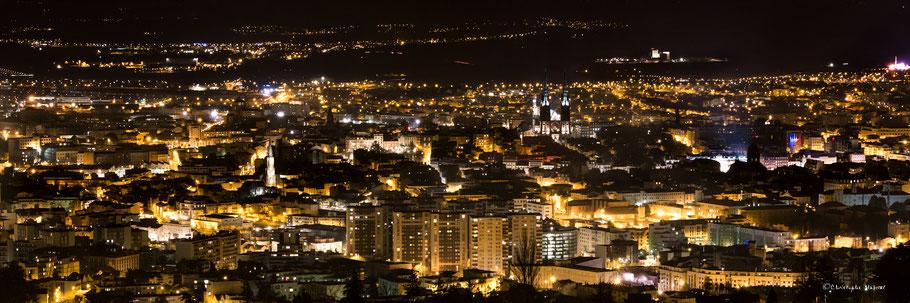 Clermont Ferrand - Nuit