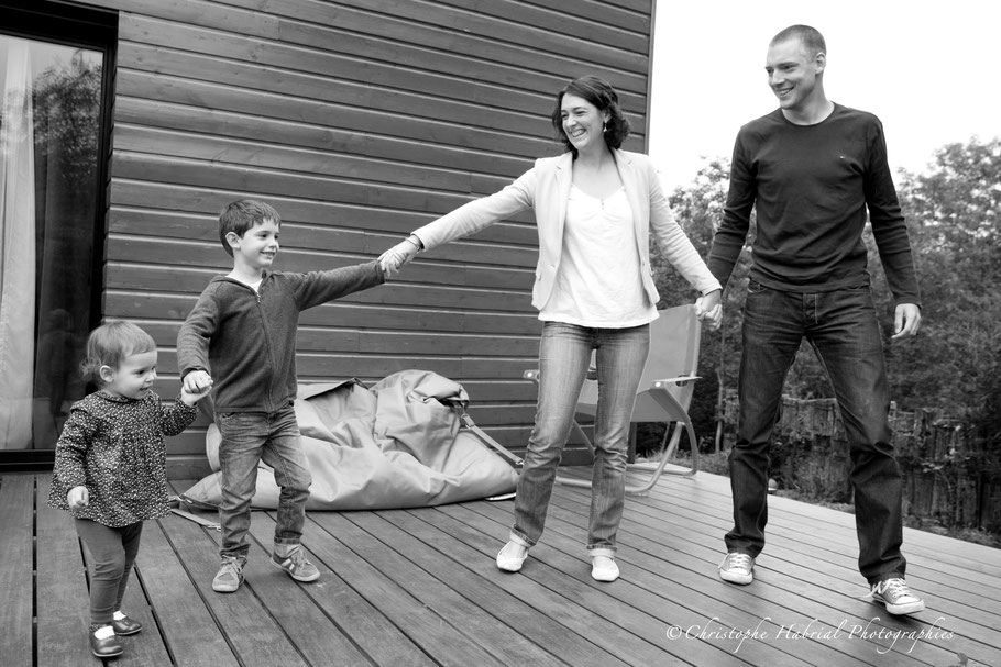 Photographe famille Clermont Ferrand