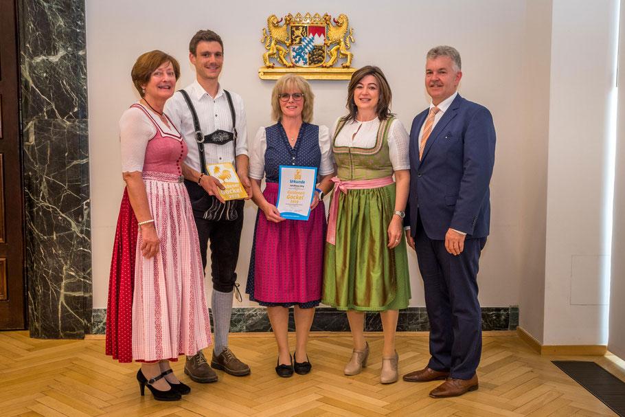 Gewinner des Goldenen Gockels 2019 - Landhaus Jörg, Rettenberg - Rottach  (c)Maucher
