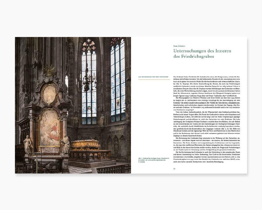 Kunsthistorisches Museum Wien –In Hoc Precioso Monomento – Exel-Rauth