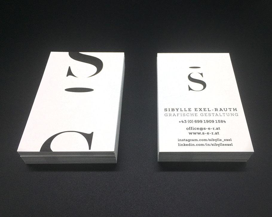 Visitenkarte Sibylle Exel-Rauth