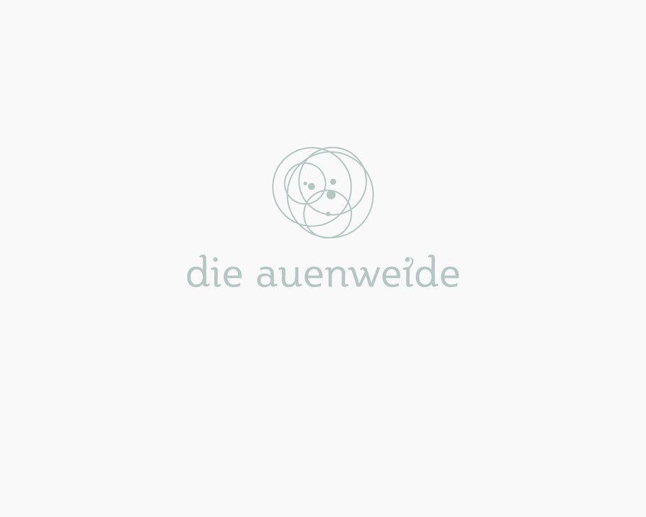 die auenweide - Corporate Design - Exel-Rauth