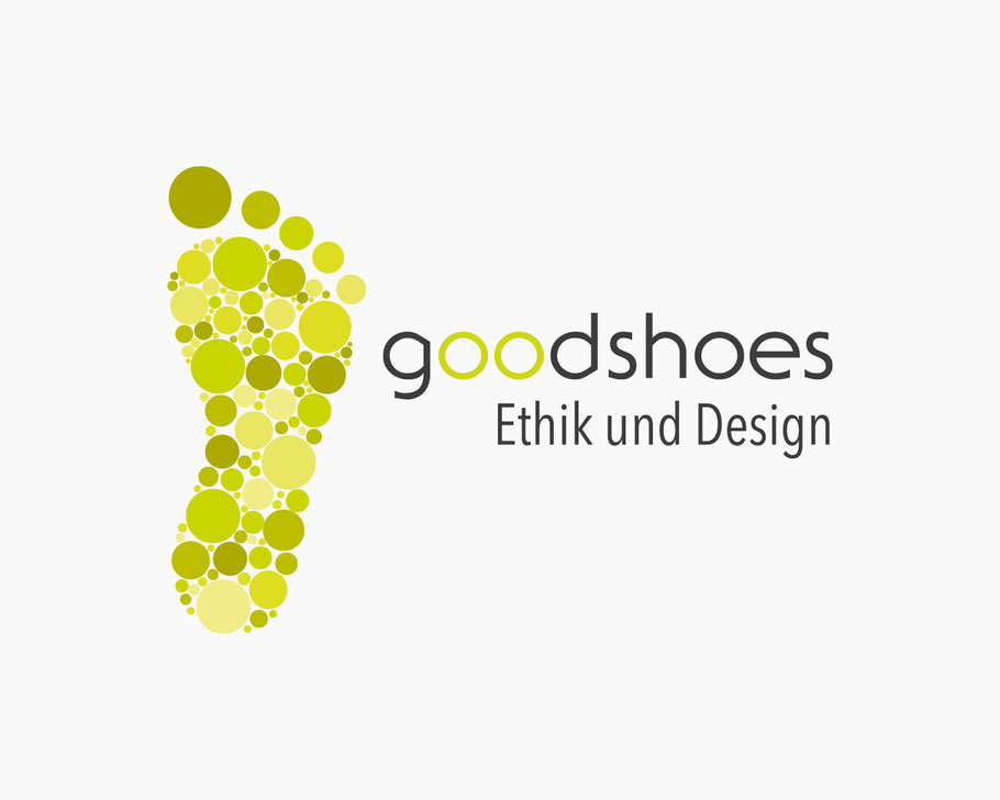 good shoes Logo, Visitenkarte und Flyer Exel-Rauth