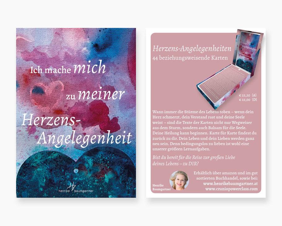 Henrike Baumgartner Kartenset & Verpackung Exel-Rauth