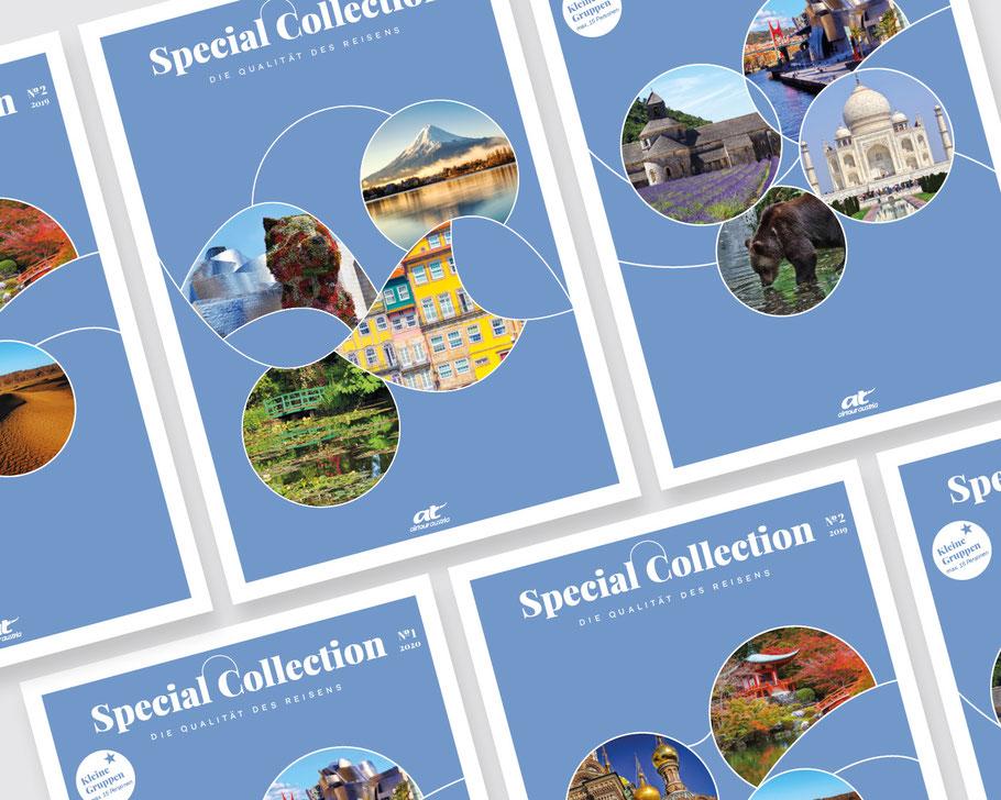 airtour special collection Reisekatalog Exel-Rauth