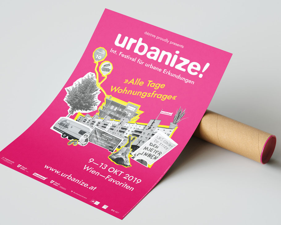 urbanize! - Corporate Design - Exel-Rauth