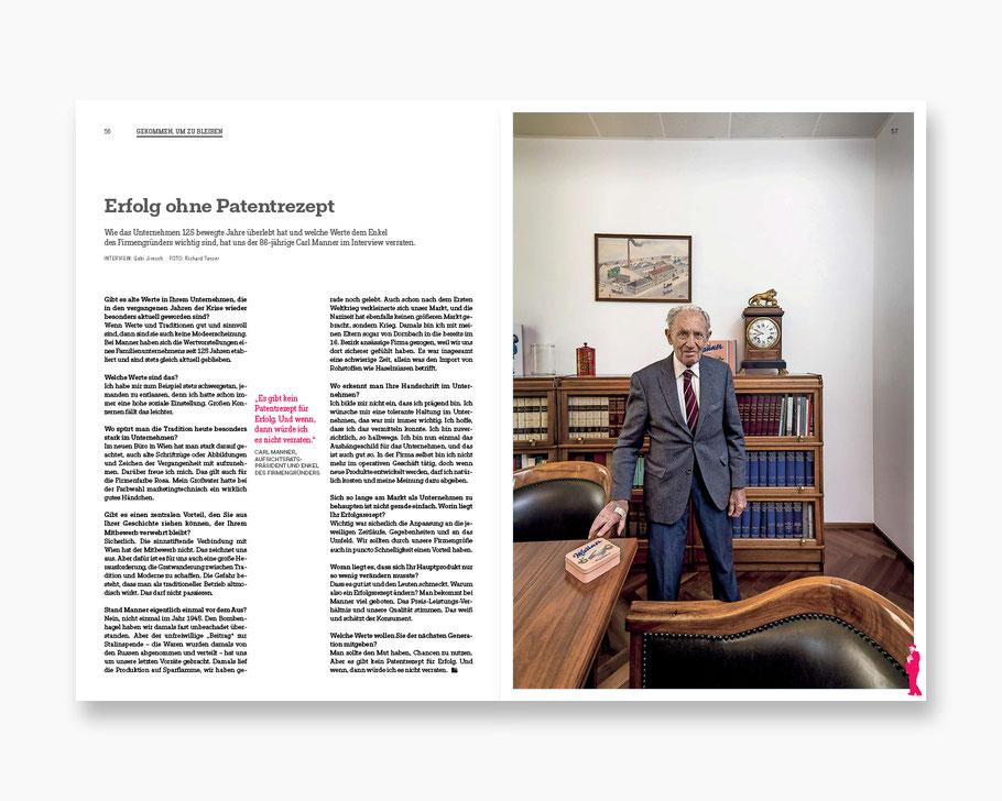 Wirtschaftsverlag Jubiläumssonderheft Exel-Rauth