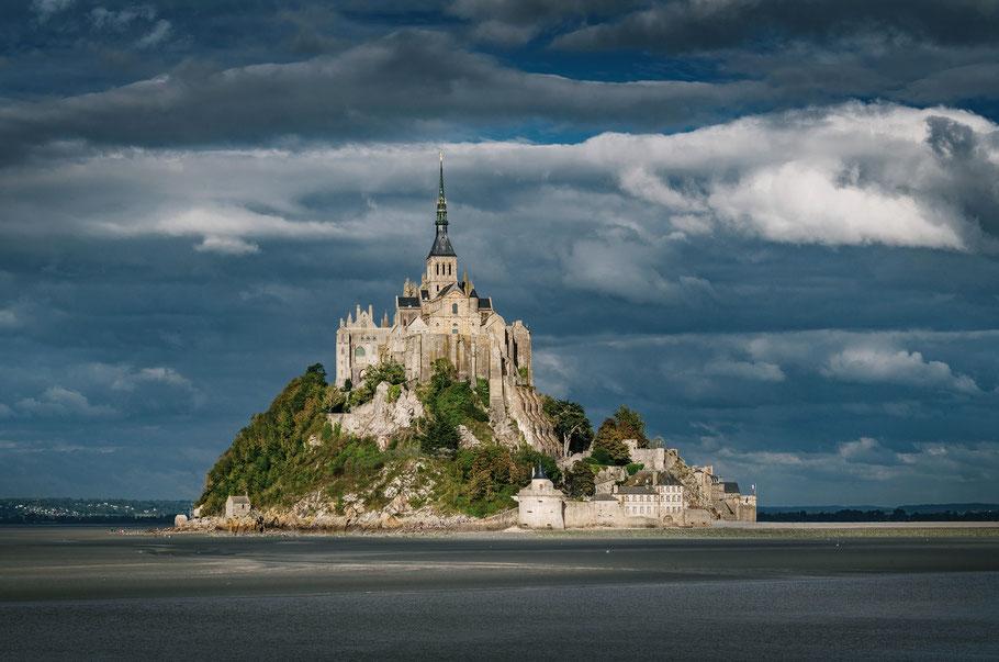 Landschaftsfotograf Deutschland, Sebastian Kaps, Bretagne, Le Mont Saint Michel