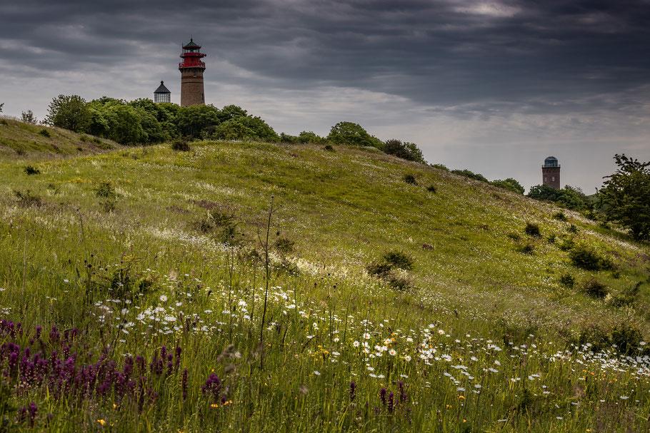 Die Leuchttürme von Kap Arkona
