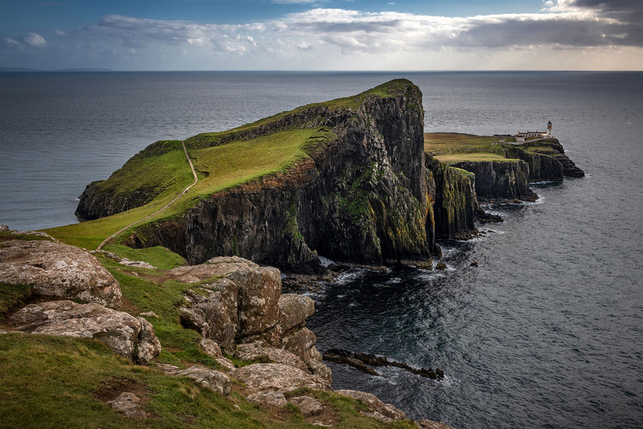 Neist Point Lighthouse, Fotoreise Isle of Skye