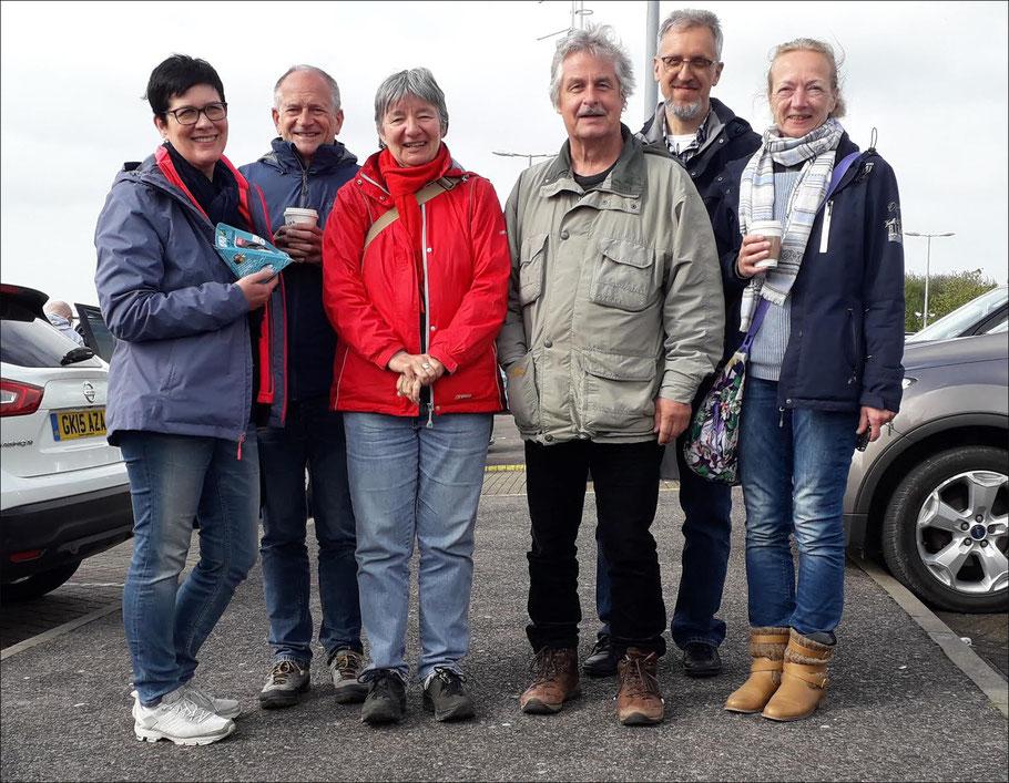Fotoreise Wales, alle Teilnehmer der Reise