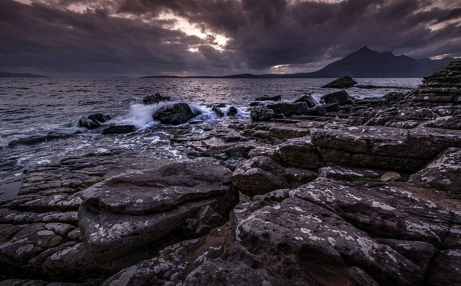 Fotoreise Isle of Skye, Abendstimmung