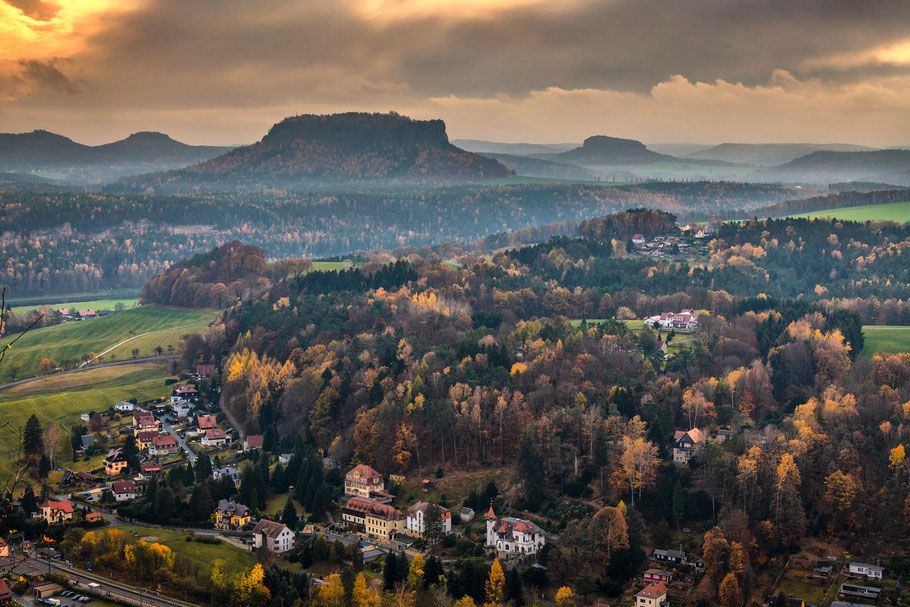 Fotoworkshop Elbsandsteingebirge, Lilienstein, Sächsische Schweiz, Sebastian Kaps