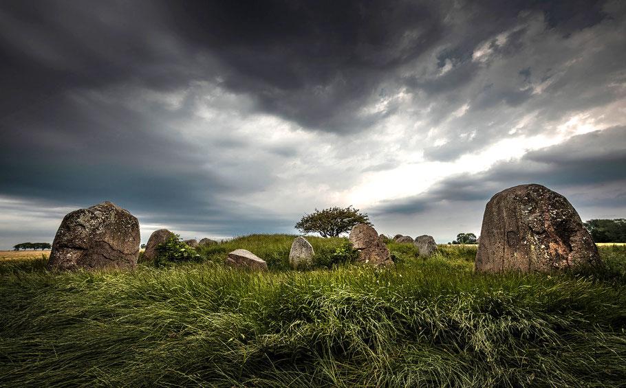 Großsteingrab bei Nobbin