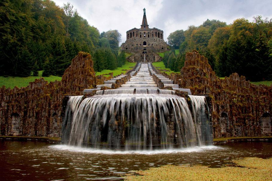 Kassel, Bergpark Kassel,