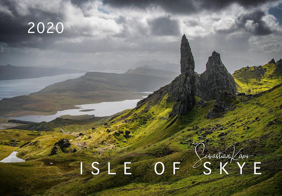 Landschaftskalender Isle of Skye 2020, Kalender Isle of Skye