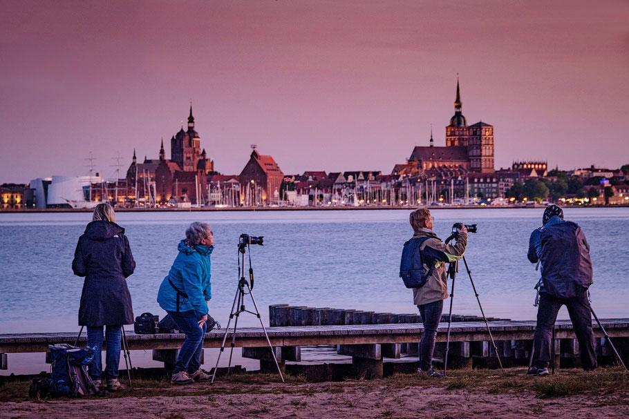Lernen in der Gruppe, Ausbildung zum Fotografen