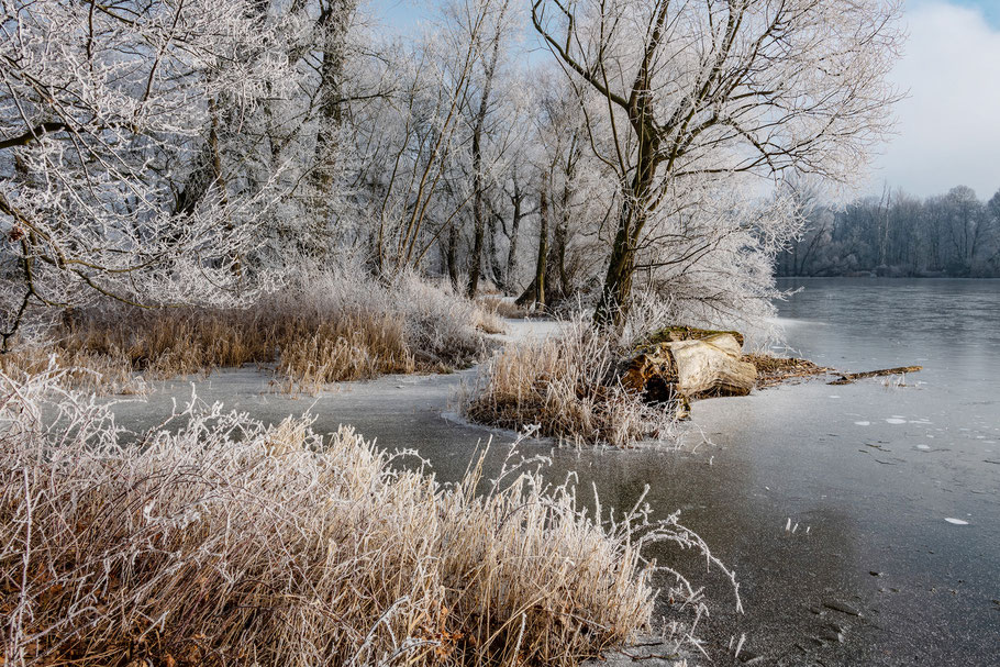 Winterlandschaft Deutschland