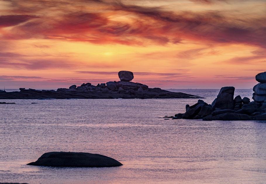 Côte de Granit Rose, Fotoreise Bretagne, Fotoworkshop Bretagne