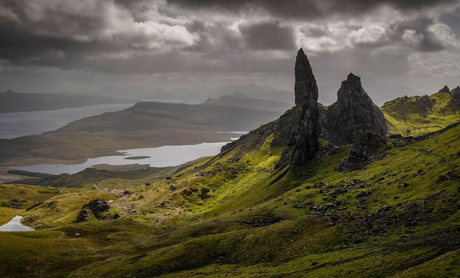 The Old Man of Storr, Isle of Skye, Sebastian Kaps