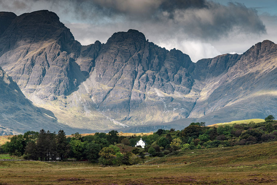 Fotoreisen auch für Frauen, Isle of Skye