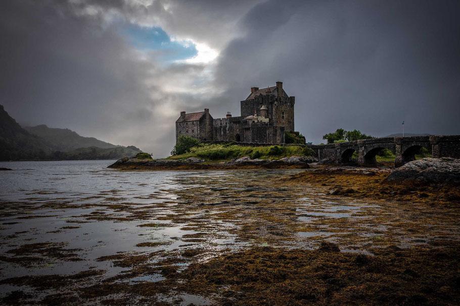 Eilean Donan Castle, Fotoreise Isle of Skye, Fotoworkshop Isle of Skye, Sebastian Kaps