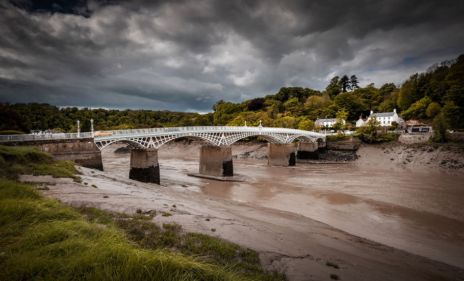 The Old Iron Bridge - Chepstow