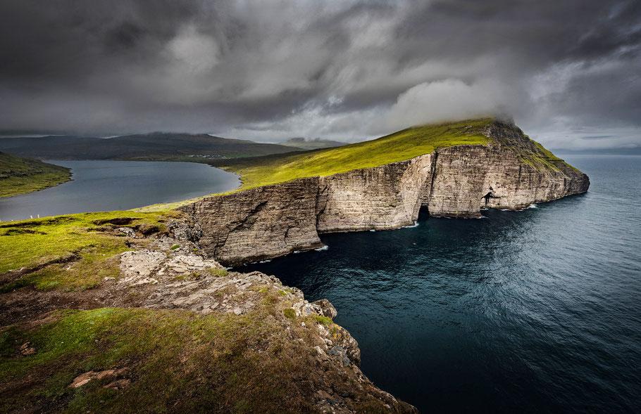 Leitisvatn, Faroe island