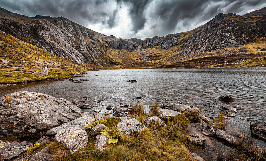 Fotoreise nach Snowdonia und zur Halbinsel Anglesey, Llyn Idwal, Fotoreise Snowdonia