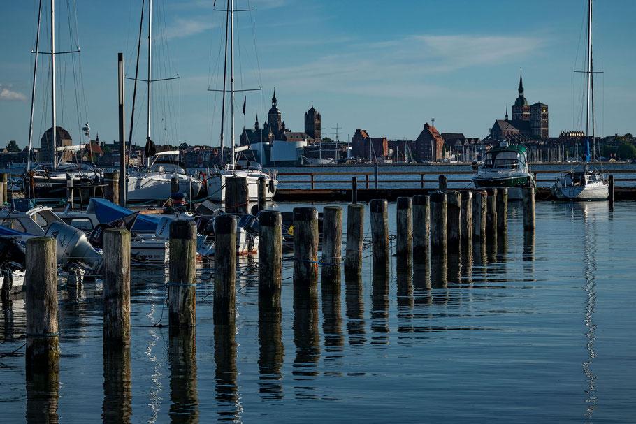 Hafen Altefähr, Insel Rügen