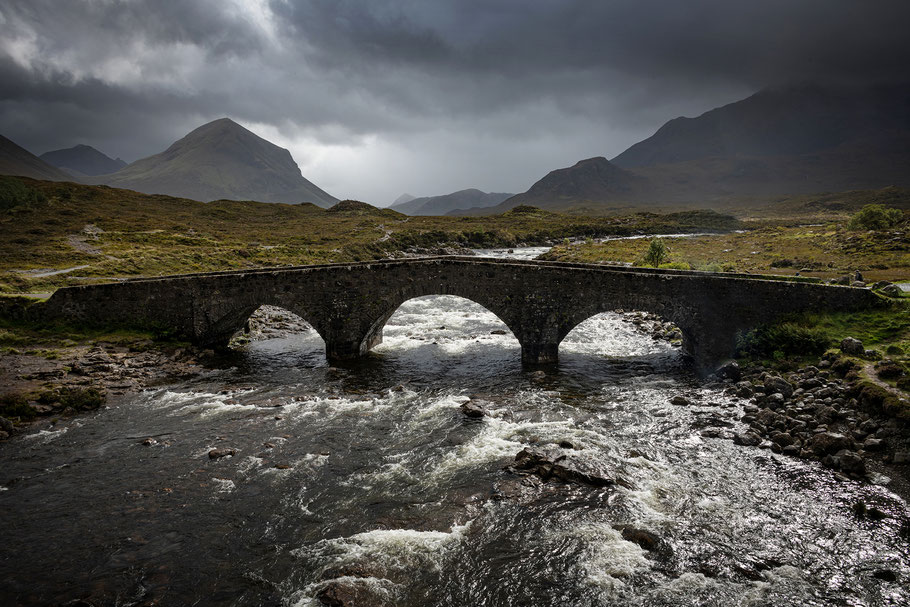Old Bridge of Sligachan, Isle of Skye