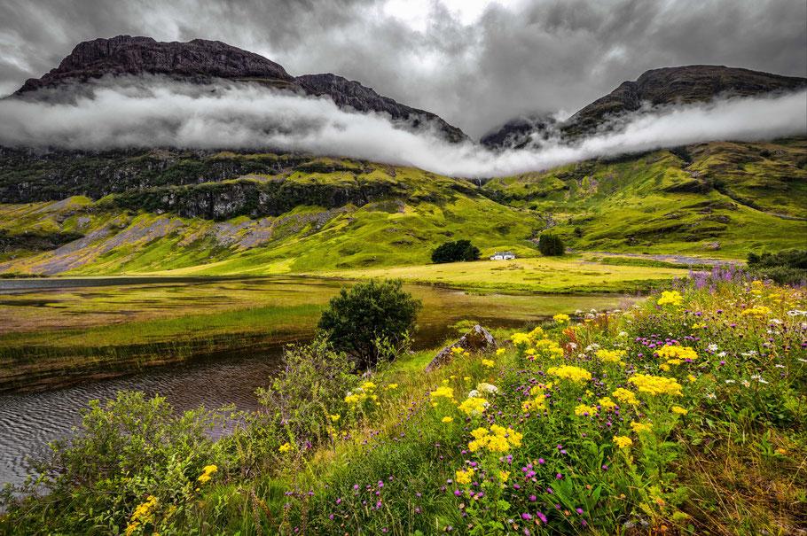Fotoreise Isle of Skye, Fotoworkshop Schottland, Schottland, Highlands, Glen Coe, Sebastian Kaps