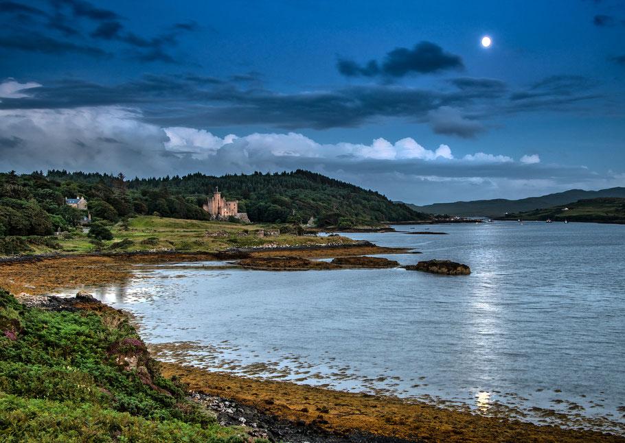 Dunvegan Castle, Fotoreise Isle of Skye, Fotoworkshop Isle of Skye, Sebastian Kaps