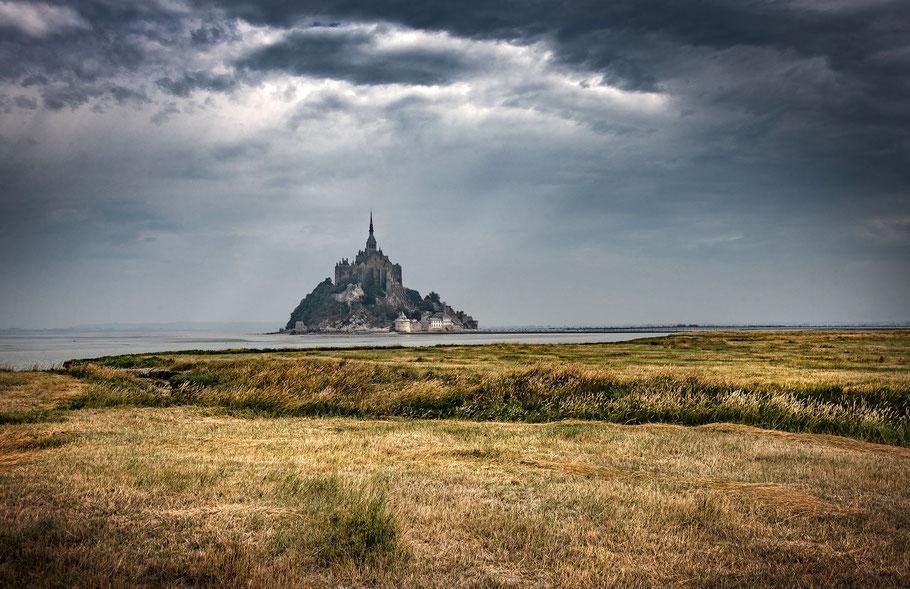 Fotoreise Bretagne, Mont Saint Michel