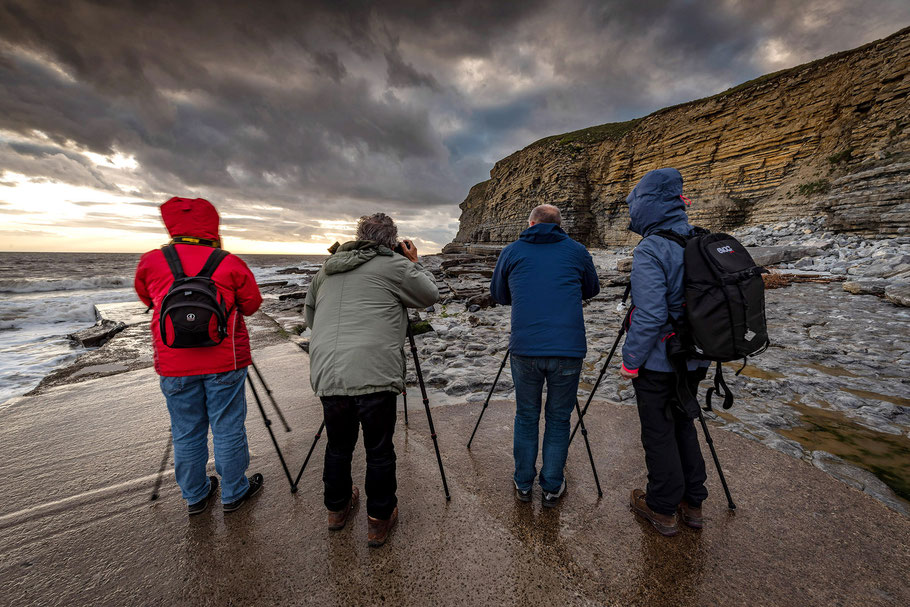 Fotoreise Wales, Teilnehmer der Fotoreise 2020